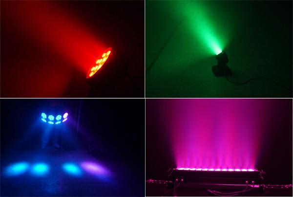3W High Power LED Diode Single Color 700mA LEDs Red Green Blue White