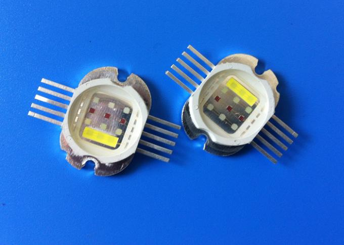 Integrated Multi-Color LED Diode RGBWA 30W for Matrix Panel Lighting
