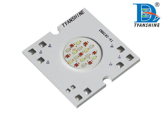 Super Bright Warm White RGB LED Array 30W Multi Color COB LED Arrays