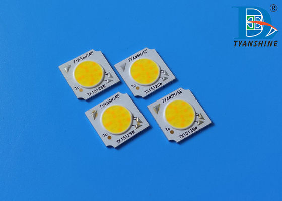 China CXA1520 COB LED 12Watt Bi-color White LED COB Array 33V CCT Dimming 2700K-6500K supplier