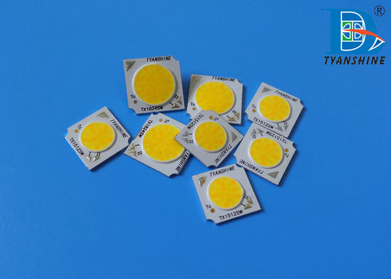 China LM80 COB LED 2700K-6500K Tunable White 12W CRI 95Ra COB LED Array supplier
