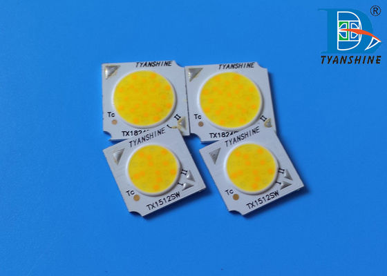 China 2700K-6500K COB LED Chip Variable CCT Tunable White 95CRI COB LED  24W supplier