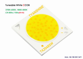 LM-80 COB Tunable White LEDs  CRI 80 90 95 Smart Lighting 2700K-5700K 1800K-3000K