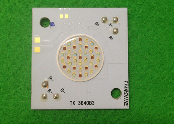 Integrated RGB LED Array 40W with Round LES For Wall Washer