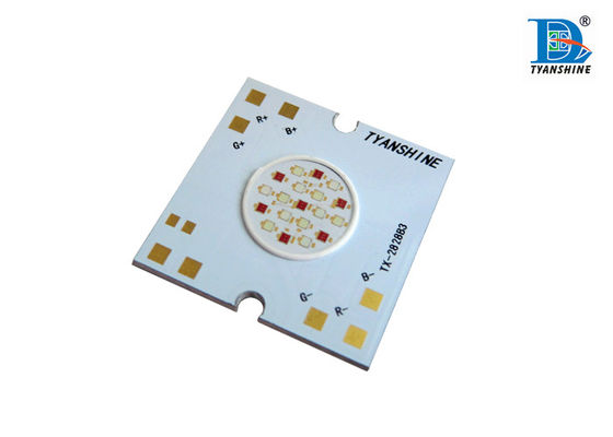 China High Power RGB LED Array / Module 40W 80W 150W For Stage Lighting Source supplier