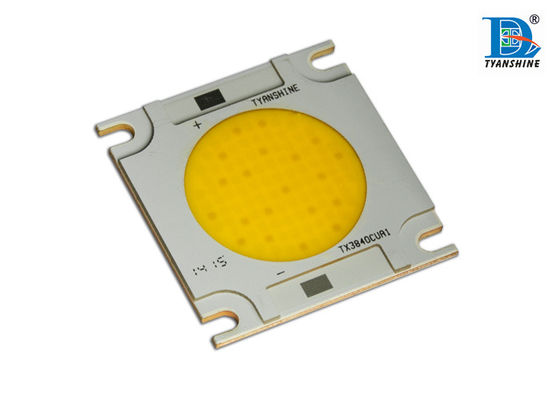 White High CRI COB LED Array 150W 3200K / 5600K with Full Spectrum