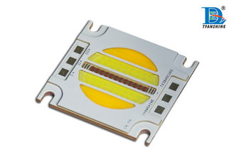 Three Color - mixing 97Ra High Power Led Chip 60W 120Watt , COB Led Array