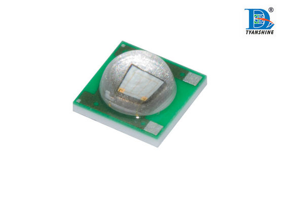 China Blue 456 - 468nm 3535 SMD LED Diode 1Watt with Ceramic PCB Base supplier