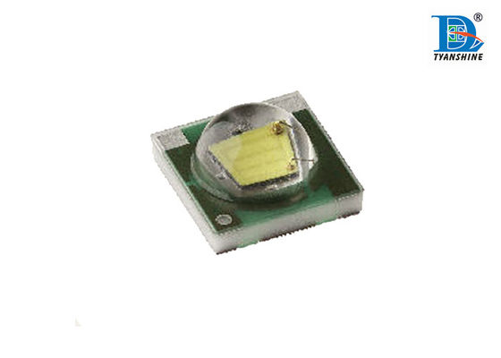350mA White 3W SMD 3535 Led Diode For Flashlights , Lower Thermal Resistance