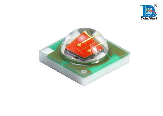 2700 - 4000K Infrared XPE SMD 1W LED Diodes For Security CCTV Products