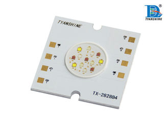 China 30W RGBW  LED Array Chip-On-Board  for Entertainment Architectural Lighting supplier