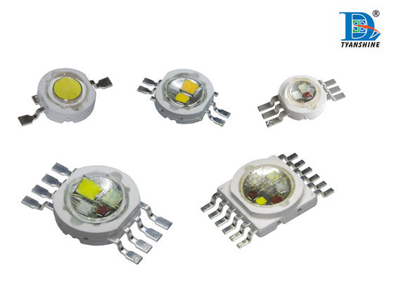 High Power LEDs Diode Single Color / Bi-Color  RGB / RGBW / RGBWA
