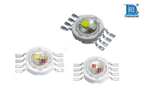 4in1  RGBW / RGBA / RGBP High Power LED Diode  4 x 2 Watt
