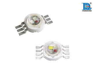 China RGB 3IN1 High Power LED Diode 3X1W 3X3W 42mil Chip for Outdoor Architectural Illumination supplier
