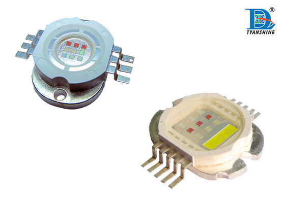 China Integrated Multi-Color LED Diode RGBWA 30W for Matrix Panel Lighting supplier