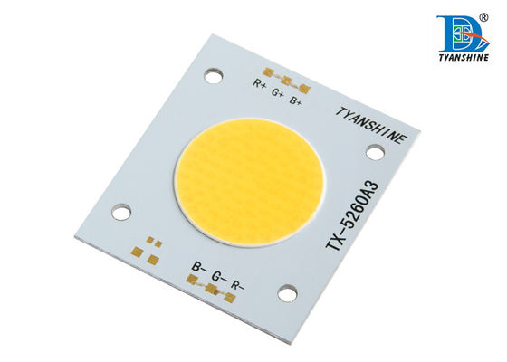 High CRI 85Ra 150W LED Array , White Color COB LEDs Module