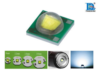 CREE Chip XPE SMD LED Diode Flashlights 1W / 3W White 8000K