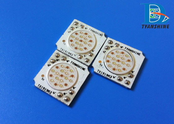 10W COB RGB LED Array Color-mixing White for LED Flood Lighting