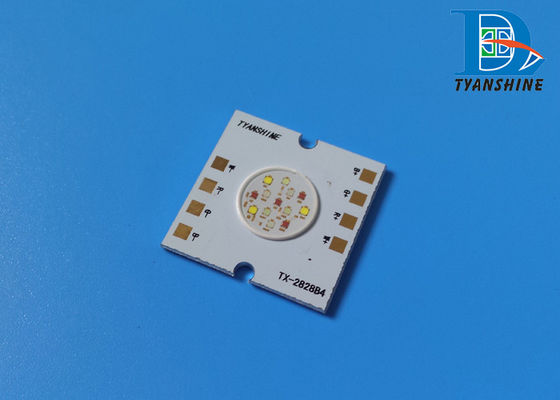 China 4IN1 Color-mixing RGBW LED Array , 30Watt COB LED Arrays 1050lm - 1300lumen supplier