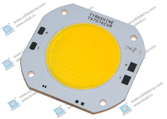 400 W COB Chip Led CRI 95Ra Warm White With 3mm Copper MCPCB
