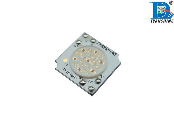 China 10W RGB COB RGB LED Array supplier