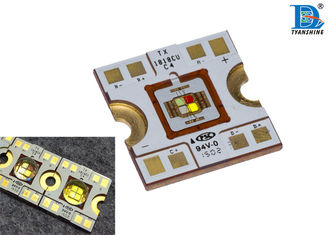 RGBW Led Light Module , 30W Multichip Color-Mixing LEDs Emitter