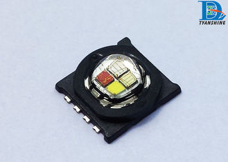 15 W RGBW Multi Color LED Diode 800lm For Architectural illumination