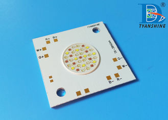 China 4IN1 COB RGBW LED Array , 80Watt Stage Lighting RGB LEDs Array supplier