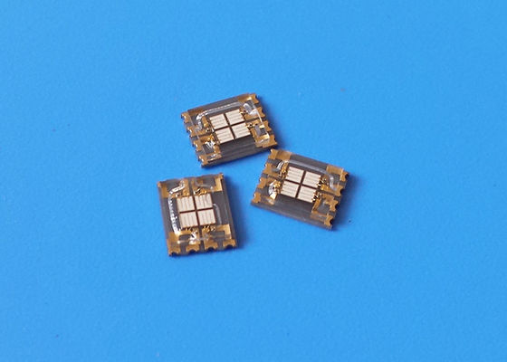 China 700mA 10W UV LED Diode SMD5060 380nm - 400nm Ultra Violet LEDs 3D Printing supplier