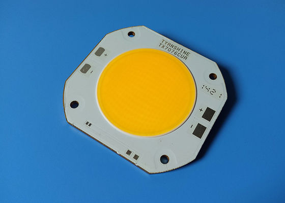 Warm White 3000 K COB LED Array , 400W Multichip 80lm/W LED COB Arrays