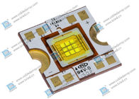 China Flip-chip White LED Diode 60 W High Lumen LED Emitter with High Light Density factory
